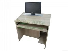 科桌单人升降电脑桌
