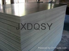 12mm pvc foam board substitute for wood good quality recycled plastic