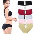 Yun Meng Ni Sexy Underwear Solid Colors