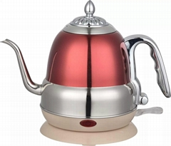 1.2L mini stainless steel electric kettle