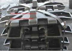 IHI Crawler Crane ССН700 Track Shoe 530116000