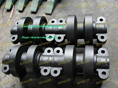 Crane Undercarriage Part Top Roller For Hitachi SUmitomo Kobelco