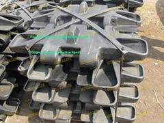 HITACHI Crawler Crane KH230 Track Shoe