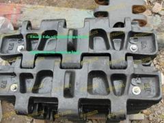 Hitachi KH180-3 Track Pad For Crawler Crane