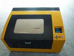 ebay most popular 50w 60w co2 wood laser engraving machine