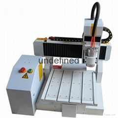 Hot sale cnc router 4040 for aluminum cutting