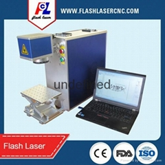 High quality 10W 20W 30W fiber laser marking machine