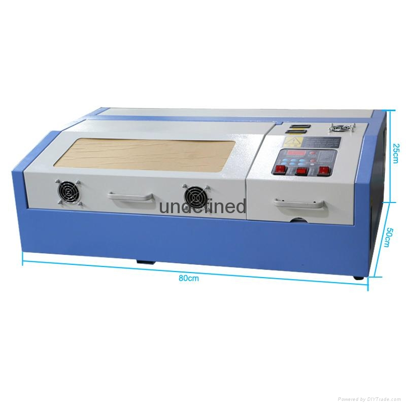 mini laser engraving machine FL-K40 - China - Manufacturer