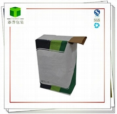 Putty Powder Bag Synthetie Paper Film PP Woven Bag 20kg