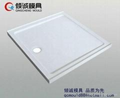SMC卫浴地板模具