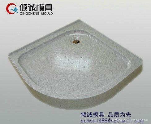 SMC浴室洗手盆模具 1