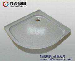 SMC浴室洗手盆模具