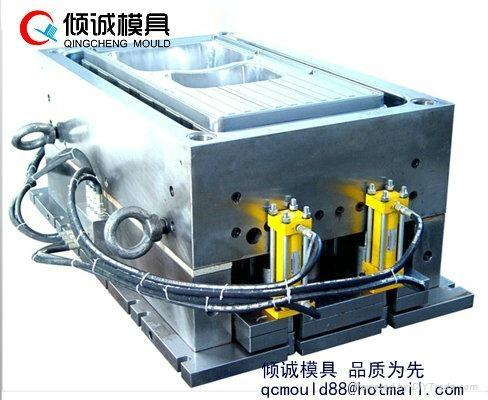 玻璃钢厨房洗菜盆模具 1