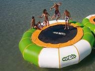 Aviva Orbit Floating Trampoline