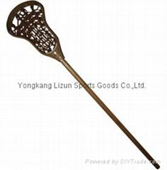 Bamshaft Men's Traditional Complete Lacrosse Stick
