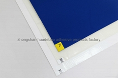 Blue/White Sticky mat for industrial