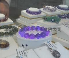 珠宝LED多功能遥控展示架