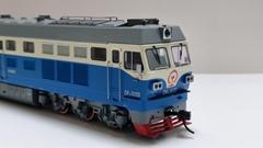 仿真火車模型精密製造