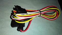 GT02D-4PIN電源線