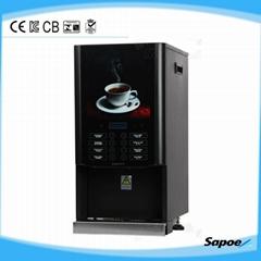 Deluxe 8-selectiions Mixed Coffee Vending Machine  SC-71104