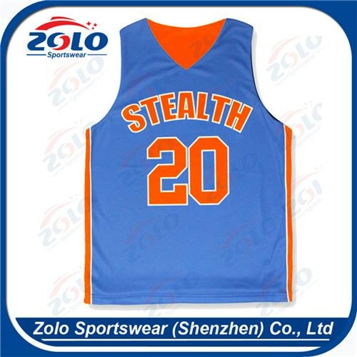 Men's Basketball Jersey 1