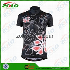 Fully Dye Sublimation Cycling Jersey