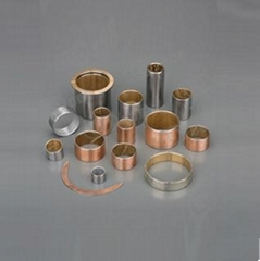 OOB-80 Bemetallic Bearing with Steel Shell and Sintered Bronze Lining