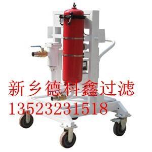 輕便式濾油機 4