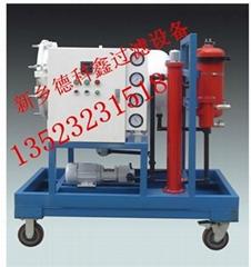 壓力式潤滑油濾油機
