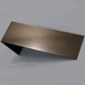 304高比亂紋鍍玫瑰金不鏽鋼  亮光抗指紋不鏽鋼板面 3