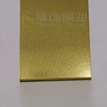 304高比和紋鍍鈦金不鏽鋼 亮