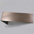 304高比和紋鍍古銅不鏽鋼 啞