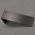 304打砂鍍黑鈦不鏽鋼 亮光防