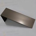 304高比打砂不鏽鋼鍍香檳金 專業不鏽鋼電鍍加工 2