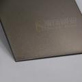 304高比打砂不鏽鋼鍍香檳金 專業不鏽鋼電鍍加工 4