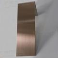 304高比發紋鍍古銅不鏽鋼 專業不鏽鋼電鍍加工 4