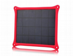 4W waterproof solar panel charger for mobile phone