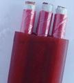 硅橡膠耐熱輻射耐寒耐酸碱及腐蝕性氣體防水電纜 3