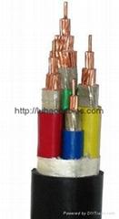 阻燃電力電纜