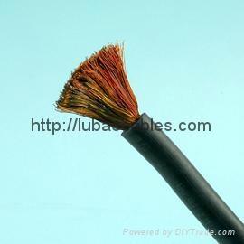 電焊機電纜(可出口)GB5013-97,IEC60245   1