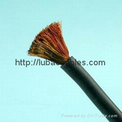 welding machine cable (GB5013-93)