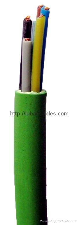 銅芯無鹵低煙阻燃耐火交聯聚乙烯絕緣聚烯烴護套電力電纜(可出口) 2