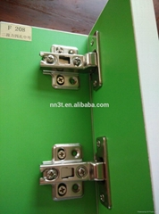 3T--F200--Soft closing concealed cabinet hinge