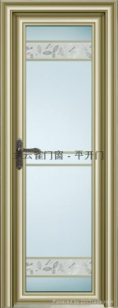 金雲雀平開門 1