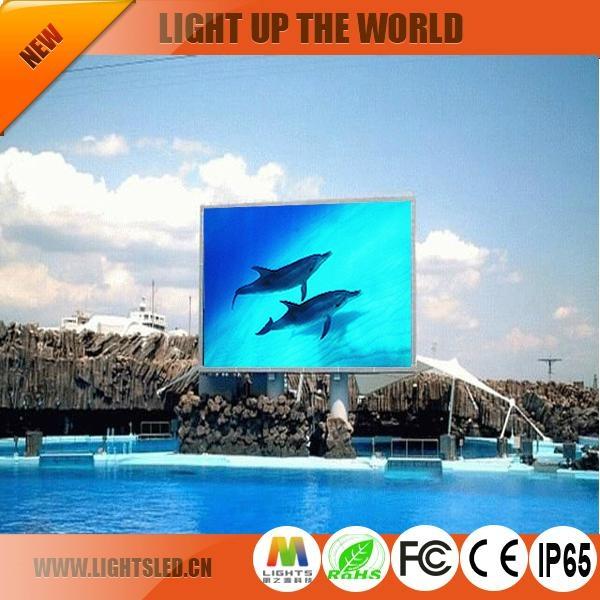 Outdoor LED Display P6 Dip 1