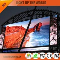 Outdoor LED Display P16 Dip