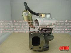 JCB Turbocharger