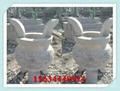 石頭香爐 寺院香爐 石香爐雕刻