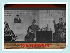 貴州石雕壁畫廠家  青石浮雕價錢