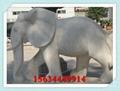山东石头大象售价 黑龙江石象生